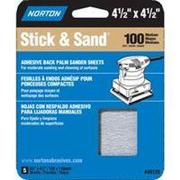 Norton 7660705452 Stick and Sand Power Sanding Sheet