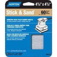 Norton 7660705453 Stick and Sand Power Sanding Sheet