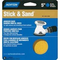 Norton 3308814 Hook and Sand Sanding Disc