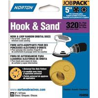 Norton Hook and Sand Anti-Clog Coat Sanding Disc