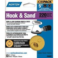 Norton Hook and Sand Anti-Clog Coat Sanding Disc