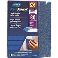 Norton 5X Single Angle Sanding Sponge