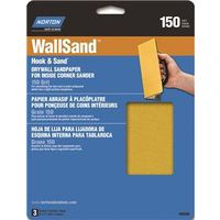 Norton Hook and Loop Corner Sand Paper
