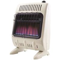 HEATER 10K BTU LP BLUE FLAME