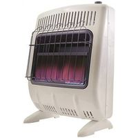 HEATER 20K BTU LP BLUE FLAME
