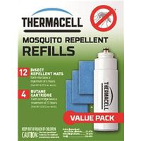 ThermaCell MR400-12 Mosquito Repellent Refill Kit