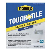 Homax Tough As Tile Brush-On One-Part Epoxy Paint