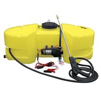 AG South Gold SC25-SS-GTSW-NS Spot Sprayer