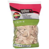 CHIPS WOOD APPLE 2LB 192CU IN