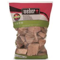 CHUNKS WOOD APPLE 4LB 350CU IN