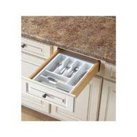 ORGNZR CUTLERY 15IN 18IN WHT