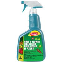 Safer 51-5060CAN Ready-To-Use Rose/Flower Fungicide