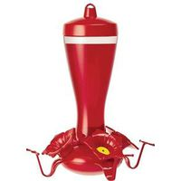 FEEDER HUMMINGBIRD GLASS 10OZ