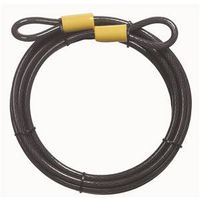 CABLE LOCK/PULL GLV STEEL 15FT
