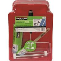 Shur-Line 81085PK Paint Roller And Tray Sets
