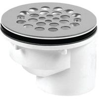 SHOWER DRAIN PVC OFFSET 2IN