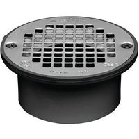 FLOOR DRAIN/STRAINER 3-4IN ABS