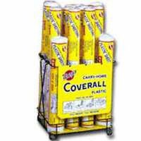 Coverall CHA-3 Sheeting Roll Display