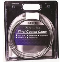 Baron 54205/50245 Pre-Cut Extra Flexible Aircraft Cable