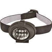 Powerzone PZP-2208B2 8 LED Headlight