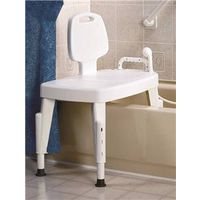 Guardian MDS86960R Transfer Bathroom Bench