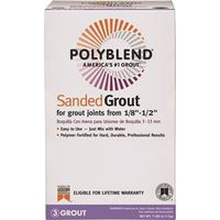 Polyblend PBG3827-4 Sanded Tile Grout?