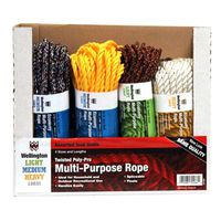 Rope Assortment U9493AK Assorted Twisted Rope Assortment