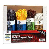 Rope Assortment U9493AK Assorted Twisted Rope Assortment