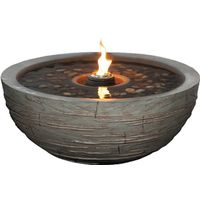 FOUNTAIN FIRE POLYRESIN
