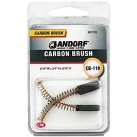 Jandorf 61720 Motor Brushes