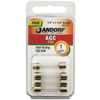 Bussmann AGC Cartridge Fast Acting Fuse Without Indicator
