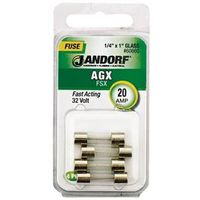 Bussmann AGX Cartridge Fast Acting Fuse Without Indicator