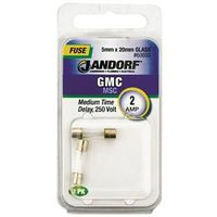 Bussmann GMC Cartridge Medium/Normal Blow Time Delay Fuse