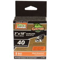 Gator 7773 Resin Bond Power Sanding Belt