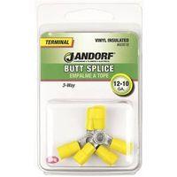 Jandorf 60818 3-Way Butt Splice Terminal