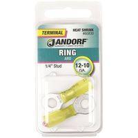 Jandorf 60830 Heat Shrink Ring Terminal