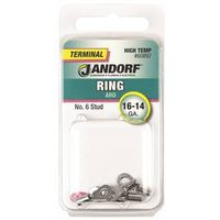 Jandorf 60897 High Temperature Ring Terminal