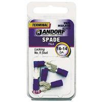 Jandorf 60919 Locking Spade Terminal
