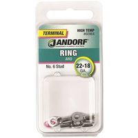 Jandorf 60964 High Temperature Ring Terminal