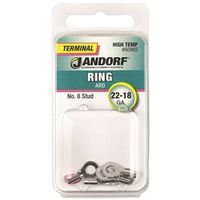 Jandorf 60965 High Temperature Ring Terminal