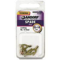 Jandorf 60981 Locking Spade Terminal