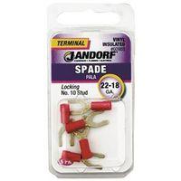Jandorf 60988 Locking Spade Terminal