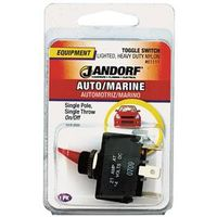 Jandorf 61111 Single Circuit Toggle Switch