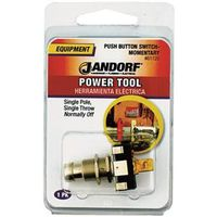 Jandorf 61120 Single Circuit Push Button Switch
