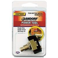 Jandorf 61122 Single Circuit Push Button Switch