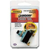 Jandorf 61123 Single Circuit Push Button Switch