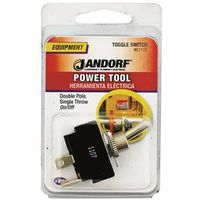 Jandorf 61131 Double Circuit Toggle Switch
