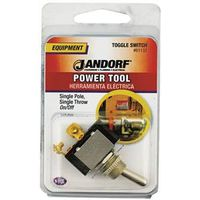 Jandorf 61132 Double Circuit Toggle Switch