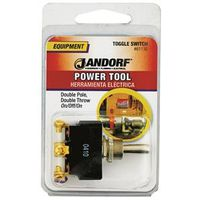 Jandorf 61136 Double Circuit Toggle Switch