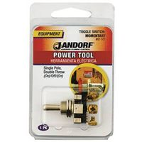 Jandorf 61147 Single Circuit Toggle Switch
